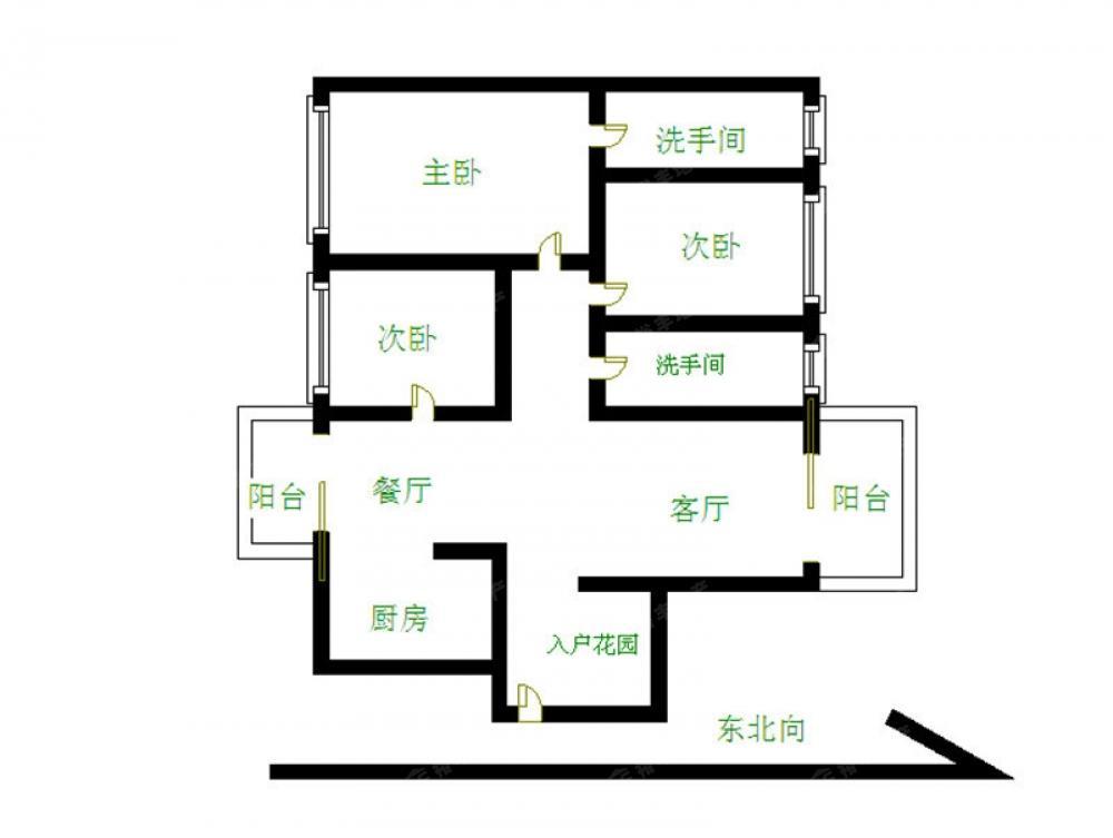田禾卢浮公馆(枫丹名苑)